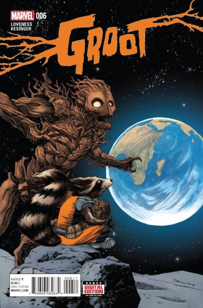 Baby Groot Guardians Of The Galaxy Groot Comic Series Reviews At Comicbookroundup.com