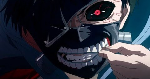 3d Art Wallpaper Blue Eyed Girl Tokyo Ghoul Season 3 Is Coming Out Soon