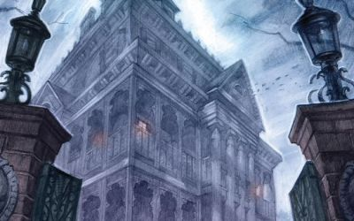 HAUNTED MANSION #1 – FREE PREVIEW