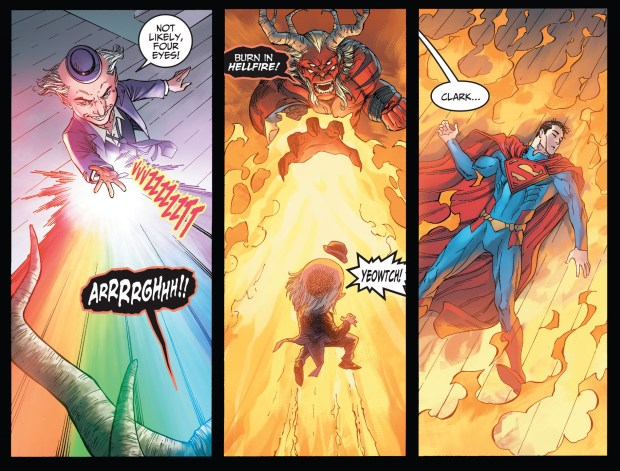 Fantastic Wallpapers With Quotes Mister Mxyzptlk Vs Trigon Injustice Gods Among Us