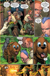 Harley Quinn In A Dog Costume | Comicnewbies
