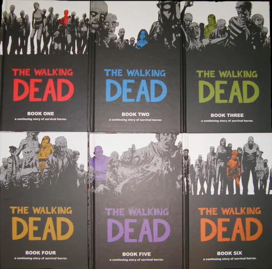 Libro Walking Dead Hardcover | Comic Pages