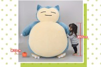 Bandai Renders Furniture Obsolete With Giant Snorlax Plush