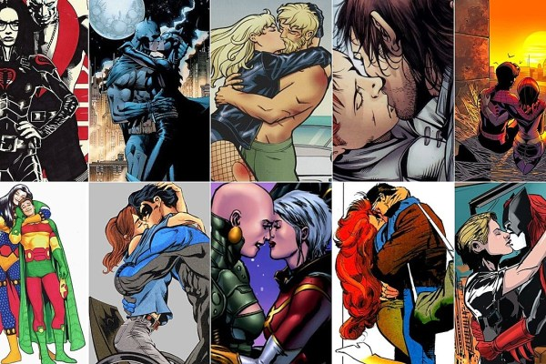 superhero villain list