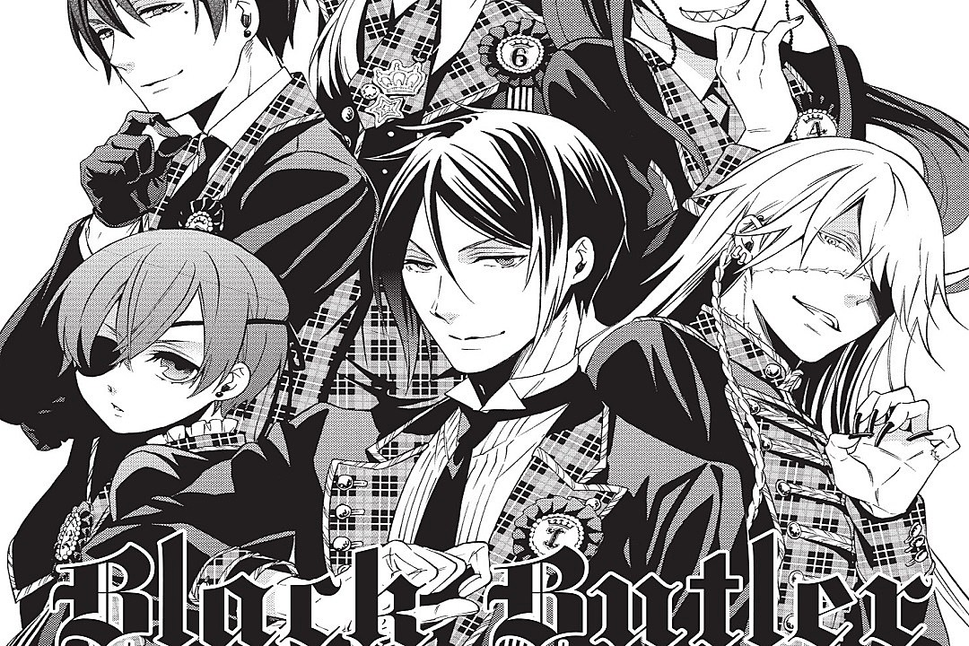 Black Butler Wallpaper One Hell Of A Butler Should You Be Reading Black Butler