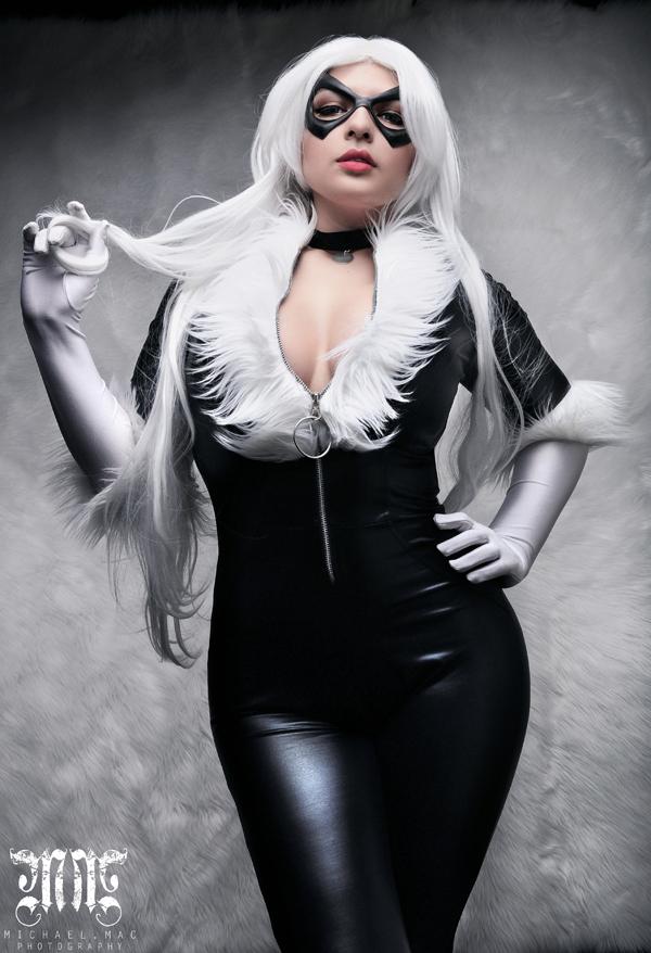 Black Cat #CosplayUniverse Cosplayer Maria Ramos Cosplay - schiebetür für badezimmer