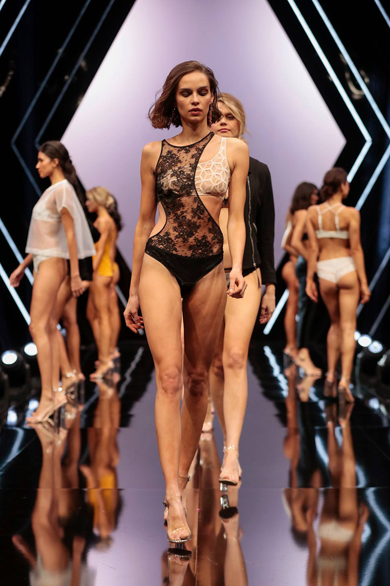 Salon De Lingerie Salon International De La Lingerie Aw2019 Trends And Treasures