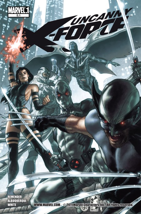 X Force Angels And Demons Cbr