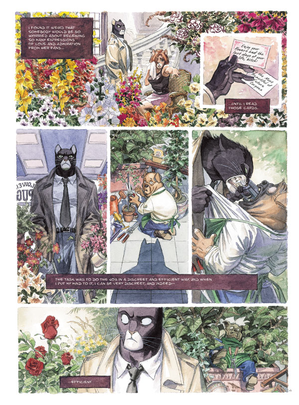 Blacksad page 2