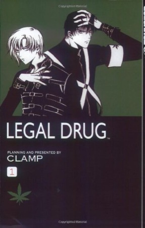 Legal Drug volume 1 cover