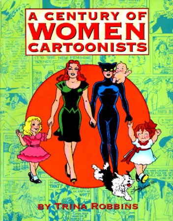 A Century of Women Cartoonists cover