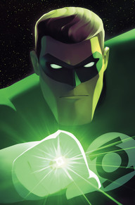 Green Lantern Animated Series comic