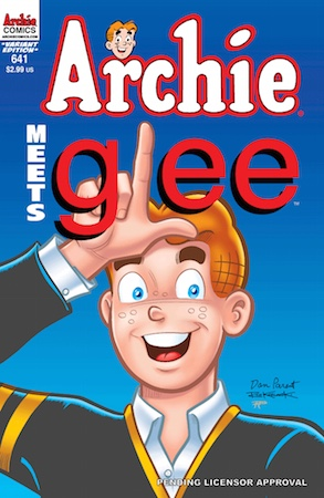 Archie #641 variant cover