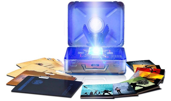 Marvel Blu-ray set