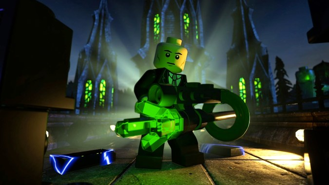 Lex Luthor in Lego Batman: The Movie