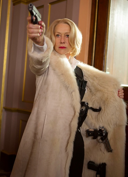 Helen Mirren in Red 2