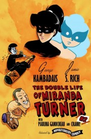The Double Life of Miranda Turner #2 cover