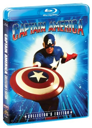 Captain America (1992) cover