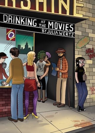 Drinking at the Movies cover