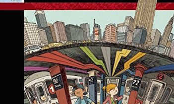 Lost in NYC: A Subway Adventure cover