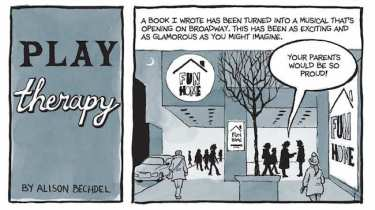 Play Therapy by Alison Bechdel