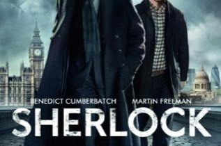 Sherlock Season 2 cover