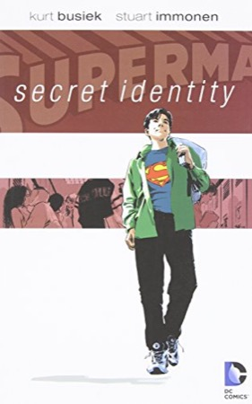 Superman: Secret Identity cover