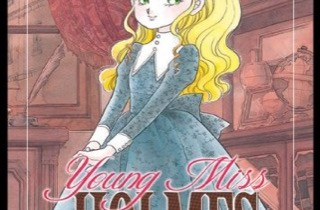Young Miss Holmes Casebook 1-2 cover