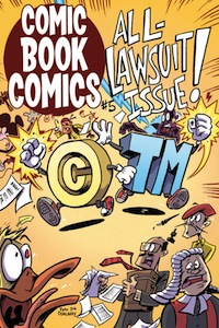 Comic Book Comics #5 cover