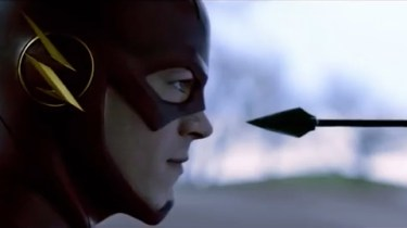 Flash trailer image