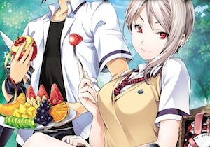 Food Wars: Shokugeki no Soma volume 6 cover