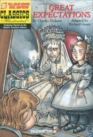 Great Expectations cover cover