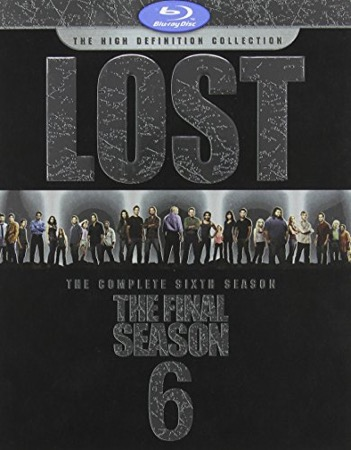 Lost: The Complete Sixth Season cover