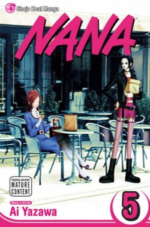 Nana volume 5 cover
