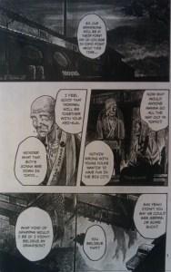 Moyasimon September page 1