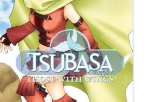 Tsubasa: Those With Wings cover