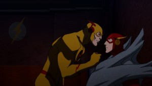 Flashpoint Paradox faceoff
