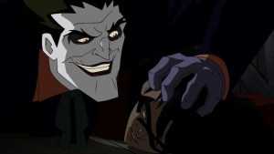 The Joker and Robin