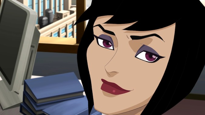 Lois Lane in Superman: Unbound