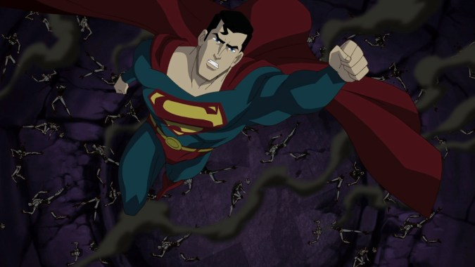 Superman in Superman: Unbound