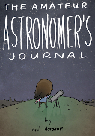 The Amateur Astronomer's Journal