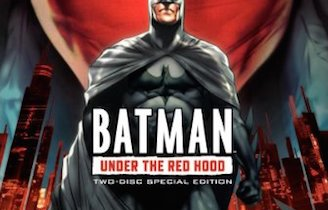 Batman: Under the Red Hood cover