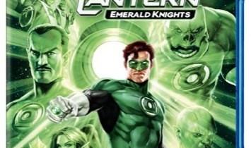 Green Lantern: Emerald Knights cover