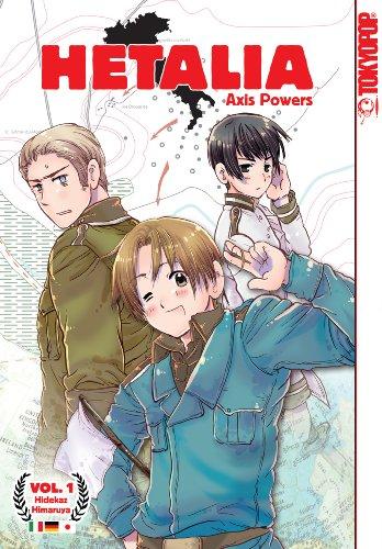 Hetalia: Axis Powers volume 1