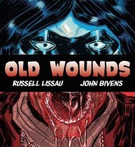 Old Wounds #1 cover