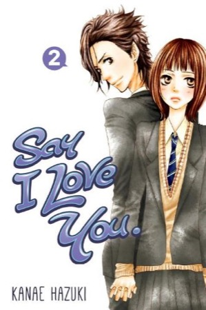 Say I Love You volume 2