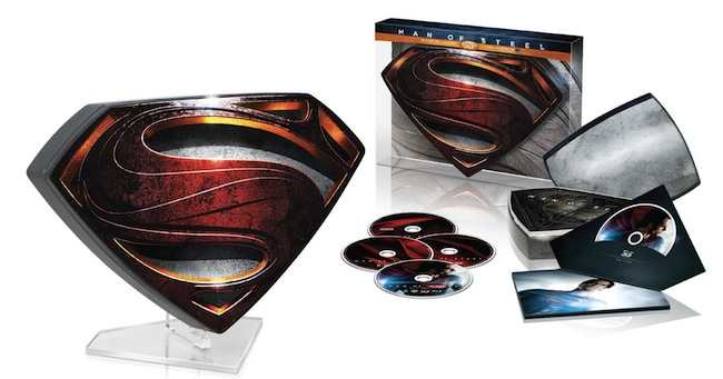 Man of Steel Limited Collector's Edition