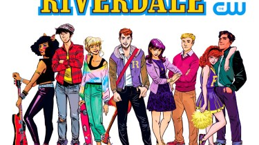Riverdale art by Veronica Fish