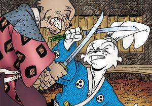 Usagi Yojimbo #144