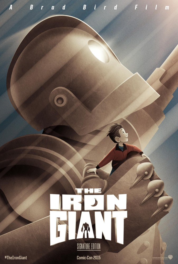 The Iron Giant: Signature Edition